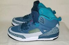 Nike Air Jordan Spizike GS 317321-407 Space Blue Fusion Pink Wolf Gray Size 6.5Y