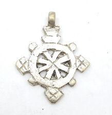 Hand Crafte Ethiopian Orthodox Coptic Cross Pendant