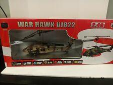 War Hawk Uj822 Rc