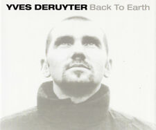 Yves Deruyter - Back To Earth - Maxi-CD von 2001