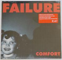 FAILURE Comfort SEALED VINYL LP (2011) OOP a perfect circle.autolux.deftones.hum