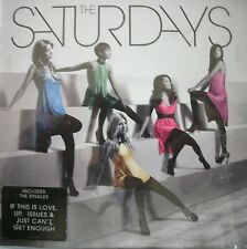 THE SATURDAYS - Chasing Lights  (CD) . FREE UK P+P ............................