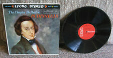LP RCA Red Seal Living Stereo LSC-2370 / Rubinstein / The Chopin Ballades
