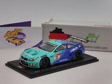 """Spark SG525 # BMW M3 GT3 Nr. 33 5th 24h Rennen Nürburgring 2019 """" Falken """" 1:43"""