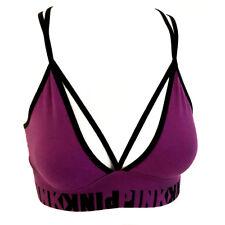 358e6b8640 NEW Genuine PINK BY VICTORIA S SECRET Bralette Sports Bra Womens Size Small
