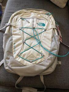 The North Face Women's Borealis 27L,15' Laptop Backpack Teal Salt