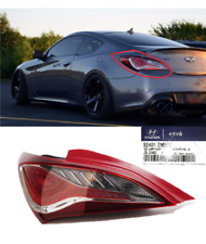 GENUINE LED Tail Light Lamp LEFT DRIVER  2010-17 Taillight Hyundai Genesis Coupe