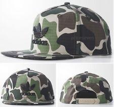 a97cb5ede95 adidas Originals Camouflage Multicolor Unisex Snapback Cap  NEW