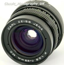 Rare 4-digit Full Service Carl Zeiss FLEKTOGON 2.4//35mm Wide Angle Lens M42 Mint