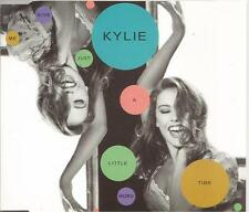 Kylie Minogue - Give Me Just A Little More Time 1991 CD single