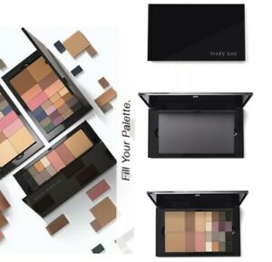 Mary Kay Pro Palette Compact Unfilled Large Magnetic Compact New In Box