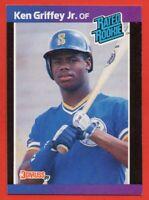 1989 Donruss #33 Ken Griffey Jr. EX-EXMINT Seattle Mariners ROOKIE RC FREE SHIP