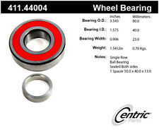 Axle Shaft Bearing Assembly-Premium Centric 411.44004