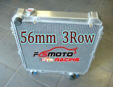 Aluminum Radiator For Toyota Hilux surf KZN130 1KZTE 3.0L Turbo Diese 1993-96 AT