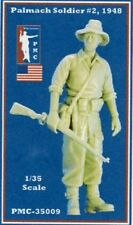PMC 1:35 Palmach Soldier #2 1948 Resin Figure Kit #35009