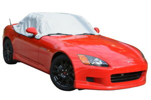 RP134G Honda S2000 Convertible Soft Top Roof Protector Half Cover- 1999 to 2009