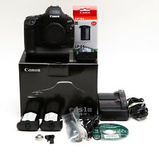 Canon EOS 1D Mark IV 1DIV 16.1MP Digital SLR Camera (Body Only) - LOW Use * USA