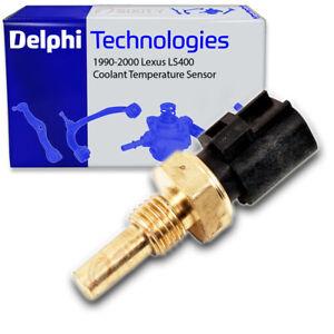 Delphi Coolant Temperature Sensor for 1990-2000 Lexus LS400 Engine yi