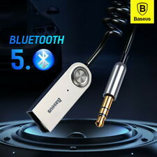 More details for baseus handsfree usb aux bluetooth adapter dongle cable for cars jack 3.5mm