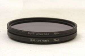 @ Ship in 24 Hrs @ Marumi Digital Circular P.L.D & DHL Protect 72mm Lens Filter