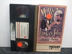 Molly & Lawless John vhs Paragon Video 1984 Sam Elliott
