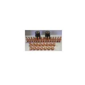 90 pc Trafimet Plasma Torch S-75 Consumables Kit