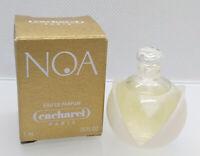 RARE Mini Eau Parfum ✿ NOA by CACHAREL ✿ Perfume Miniature (7ml. = 0,25 fl. oz.)