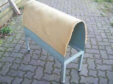 Stoffbock Teppichbock Metall rollbar Metallbock Rollhund Sattelcaddy Bock Sattel