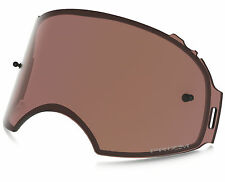 OAKLEY AIRBRAKE MOTOCROSS BRONZE PRIZM LENS mx tear off bike goggles GENUINE