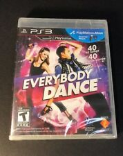 Everybody Dance [ PS Move Game ]  (PS3) NEW