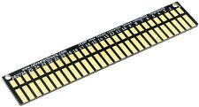 Gold plated JAMMA Fingerboard 2X28p ( 56 Pins ) Retroelectronik with M3 holes
