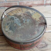 Loose Wiles Biscuit Tin Tales Vintage 3 lb container