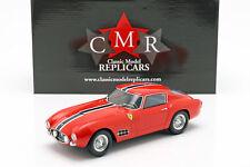 Ferrari 250 GT LWB Baujahr 1957 rot mit blau-weißem Streifen 1:18 CMR