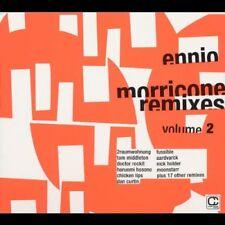 Remixes 2 Ennio Morricone - Brand New CD-Fast Ship- 2CD/Q-23/10