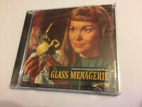 THE GLASS MENAGERIE (Max Steiner) OOP BYU Ltd Score OST Soundtrack CD EX