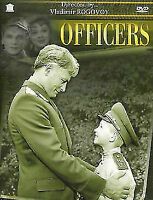 OFFICERS DVD RUSSIAN WAR RUSCICO MOVIE - ENGLISH SUBS - Vladimir Rogovoy
