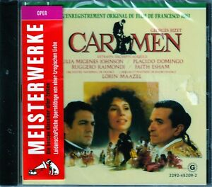 Georges Bizet: CARMEN (NEU/OVP)