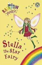Stella the Star Fairy (Rainbow Magic) by Daisy Meadows (Paperback) New Book