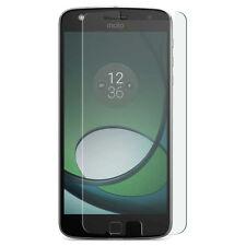 Motorola Moto Z2 Play - 3x Displayfolie Panzerglas Glas Folie 9H Schutzglas  ...