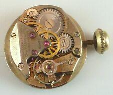 Vintage Charles Tissot & Fils Mechanical Movement - 17 Jewels -  Parts / Repair