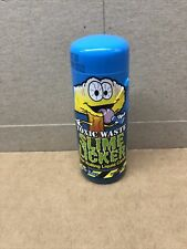 Toxic Waste Slime Licker Sour Liquid Candy (1) Blueberry Razz Flavor