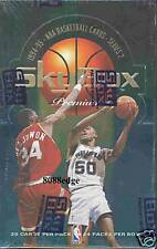 1994-95 94-95 SKYBOX PREMIUM SERIES 2 JUMBO BOX: JASON KIDD/GRANT HILL/ROSE RC