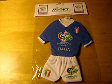 GADGET COMPLETO NAZIONALE ITALIANA FIFA WORLD CUP GERMANIA 2006 GERMANY