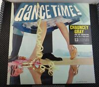 Chauncey Gray And His Orchestra ‎– Dance Time! (Judson ‎– L 3001)