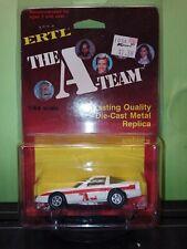 Ertl 1:64 The A-Team 80's Corvette Noc