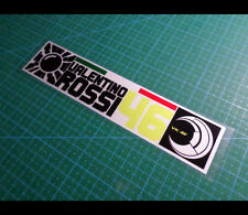 VALENTINO Rossi 46 Motorcycle Vinyl Decal Reflective Sticker #020