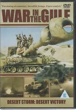 War in the Gulf - Desert Storm: Desert Victory DVD