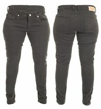 Pantalones para mujeres RST color principal negro para motoristas
