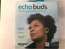 Amazon Echo Buds True Wireless In-Ear Earphones Black New