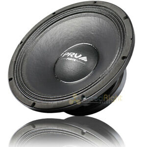 "PRV Audio 12"" Mid Bass Speaker 1000 Watts Max Power Forte Series 12MB1000FT"